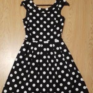 Dresses & Skirts - 50's Style Polkadot Dress